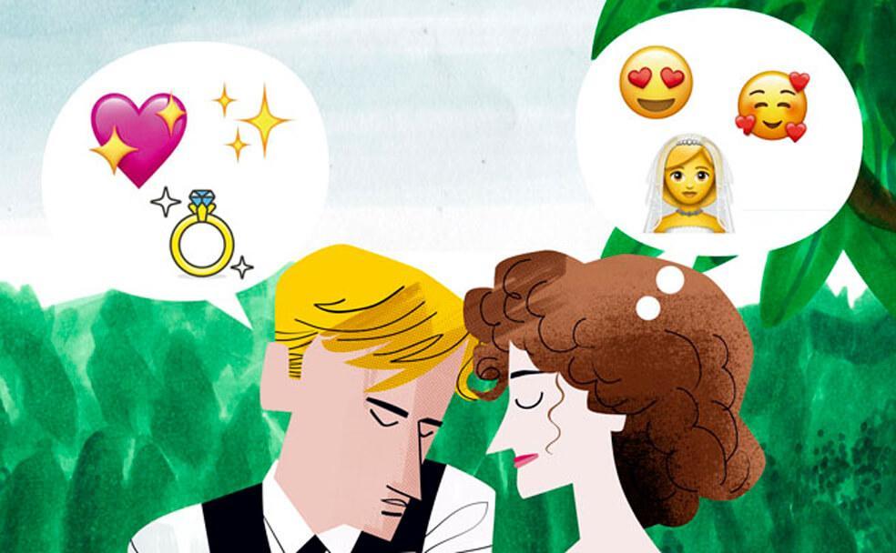 Ser romántico por WhatsApp… ¿Misión imposible?