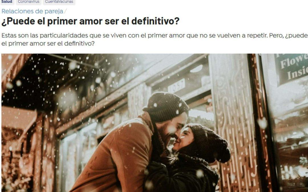 ¿Puede el primer amor ser el definitivo?